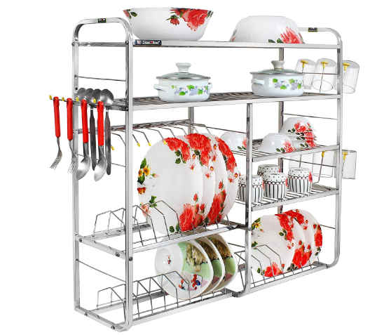 How To Learn Kitchen Trolley Price