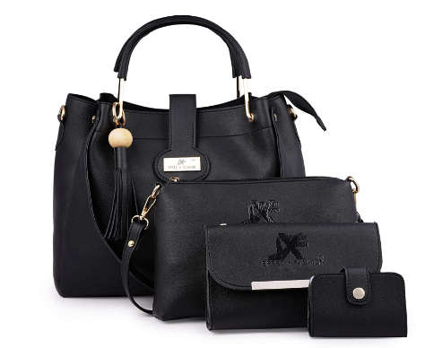 Speed X Fashion Women Hand Bag With Combo