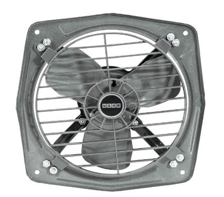 USHA Aeroclean 300MM Goodbye Oil and Dust Metal Exhaust Fan for Kitchen